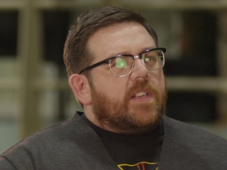 Unfinished Business: Nick Frost On His Role