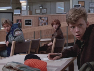 The Breakfast Club: Bored In The Library