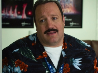 Paul Blart: Mall Cop 2: Your Lip Is Sweating