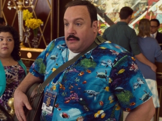Paul Blart: Mall Cop 2: Straight To The Throat