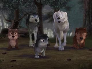 alpha and omega 2 a howl-iday adventure trailer