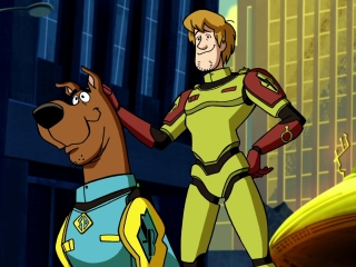 Scooby-Doo Moon Monster Madness