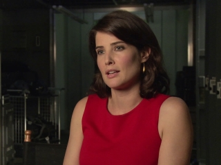 Avengers: Age Of Ultron: Cobie Smulders On The Dynamic On Set