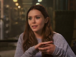 Avengers: Age Of Ultron: Elizabeth Olsen On Researching The Character Scarlet Witch