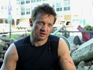 Avengers: Age Of Ultron: Jeremy Renner On What Appealed To Him About The Character