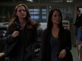 Elementary: A Stitch In Time