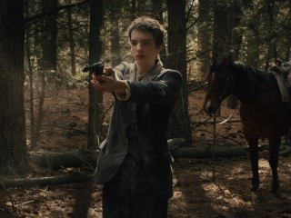 Slow West: Jay Meets Silas