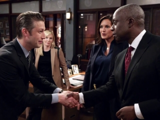 Law & Order: Special Victims Unit: An Honor To Meet You