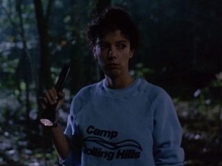 Sleepaway Camp 2: Unhappy Campers: Angela Deals With A Filthy Mouth