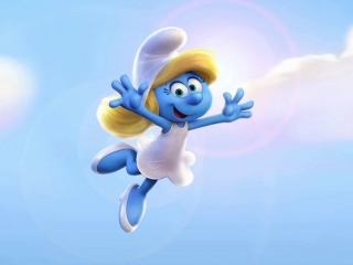 Smurfs: The Lost Village: Global Smurfs Day