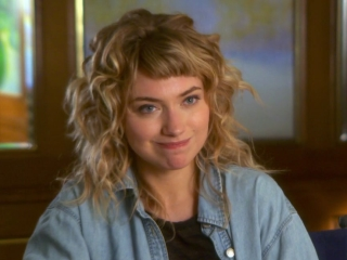 She's Funny That Way: Imogen Poots On Why She Did The Project
