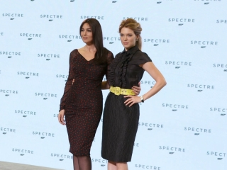 Spectre: The Bond Women Of Spectre (Vlog)