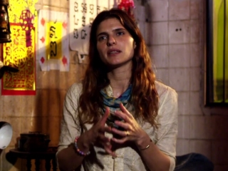 No Escape: Lake Bell On Her Character
