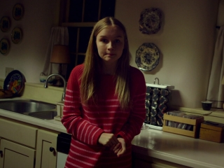 The Visit: Nana Asks Becca To Clean The Oven Clip (2015