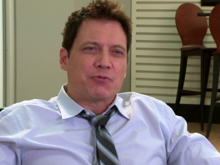 The Perfect Guy: Holt McCallany On Direct David Rosenthal