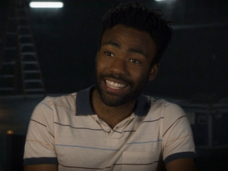 The Martian: Donald Glover Talks About The Movie Being Human