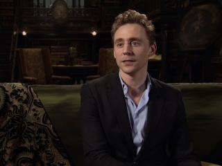 Crimson Peak: Thomas Hiddleston On Guillermo Del Toro As The Primary Interpreter Of Gothic Romance