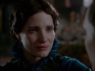 Crimson Peak: Thomas Tells Lucille He Can't Leave Her