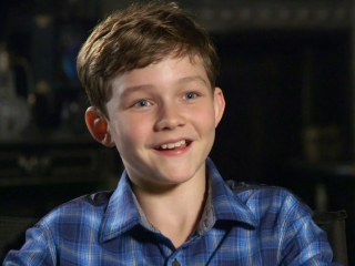 Pan: Levi Miller On Finding Out He Had Been Cast