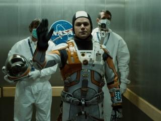 The Martian: Bring Him Home (Featurette)