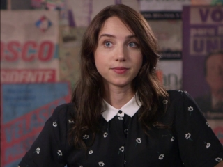 Our Brand Is Crisis: Zoe Kazan On Her Character