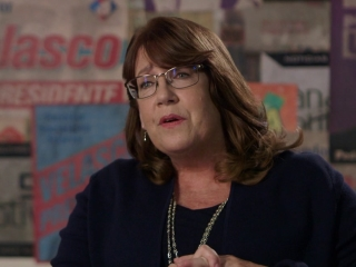 Our Brand Is Crisis: Ann Dowd On Her Character