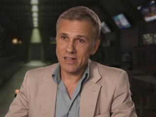 Spectre: Christoph Waltz On Bond's Iconic Status