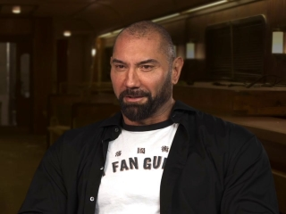 Spectre: Dave Bautista On His Character
