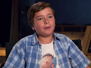 The Peanuts Movie: Alex Garfin On Working With The Director