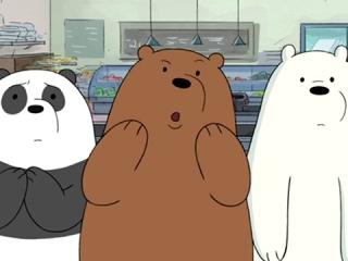 We Bare Bears: Tote Life