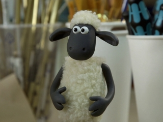 Shaun The Sheep: Ellie Weston