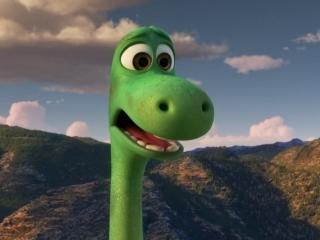 The Good Dinosaur: Technically Speaking (Featurette)