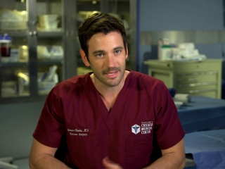 Chicago Med: Colin Donnell On The Series