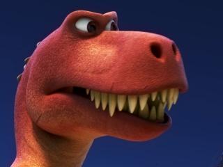 The Good Dinosaur: T-Rexes