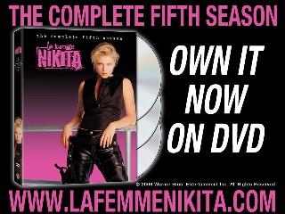 La Femme Nikita: Season 5 Trailer (2001) - Video Detective