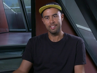 Point Break: Eric Koston On His Reaction To Being Invited On Set