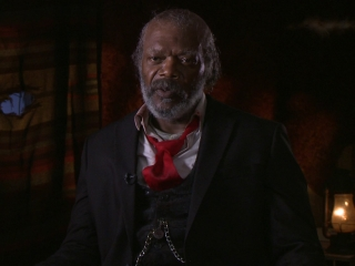 The Hateful Eight: Samuel L. Jackson On How This Film Is An Homage To Classic Cinema