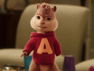 Alvin And The Chipmunks: The Road Chip: Pizza Toots