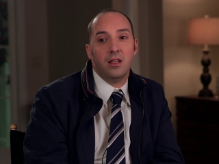 Alvin And The Chipmunks: The Road Chip: Tony Hale On Making The Film