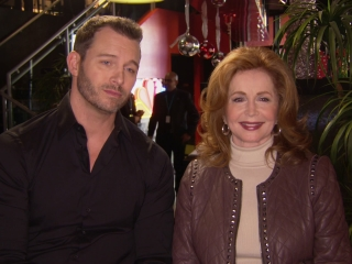 Days Of Our Lives: 50th Anniversary: Eric Martsolf And Suzanne Rogers