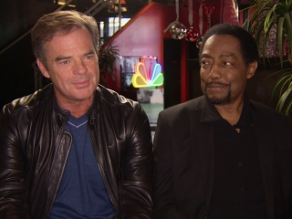 Days Of Our Lives: 50th Anniversary: Wally Kurth And James Reynolds