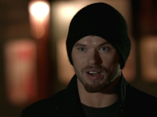 Extraction: Kellan Lutz On The Character Harry
