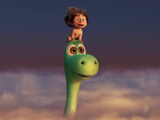 The Good Dinosaur: Above The Clouds
