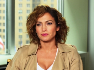 Shades Of Blue: Jennifer Lopez