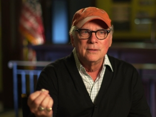 Shades Of Blue: Barry Levinson