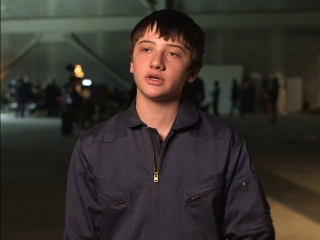 The 5th Wave: Cade Canon Ball On His Character