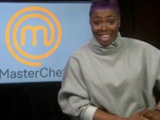 Masterchef Celebrity Showdown: Ta'rhonda Jones On How She's Competing Against Her Empire Costar