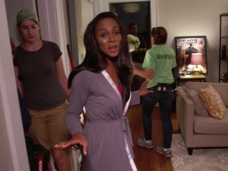 Ride Along 2: Mrs. Blackhammer: Tika Sumpter (Featurette)