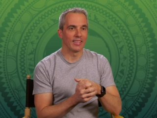 Kung Fu Panda 3: Raymond Zibach On How The Film Starts