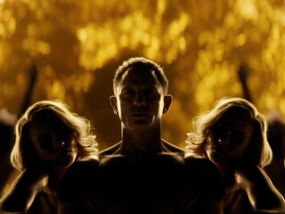 Spectre: Opening Title Sequence